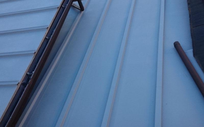 トタン屋根の錆止め