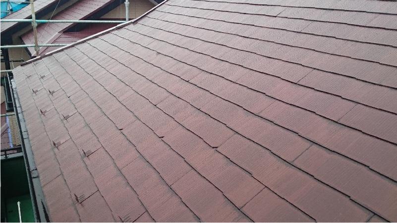 屋根のチョーキング現象