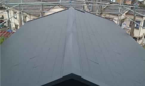 千葉市の屋根塗装工事