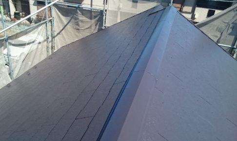 松戸市の屋根塗装工事
