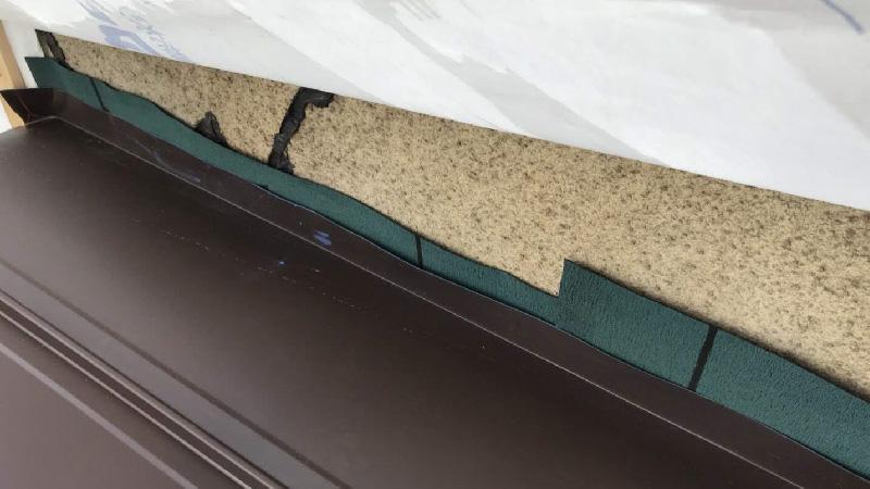 外壁の防水シート