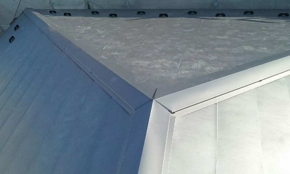 八千代市の屋根の葺き替え工事
