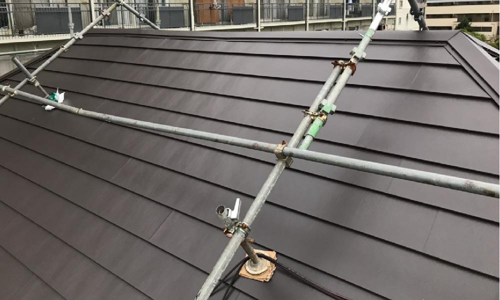 印西市の屋根リフォーム