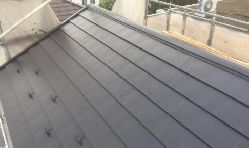 板橋区の屋根カバー工法リフォーム