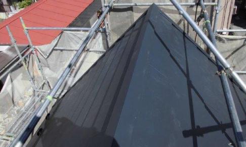 葛飾区の屋根カバー工法リフォーム
