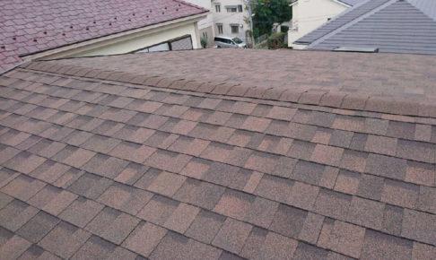 埼玉県川口市の屋根カバー工法