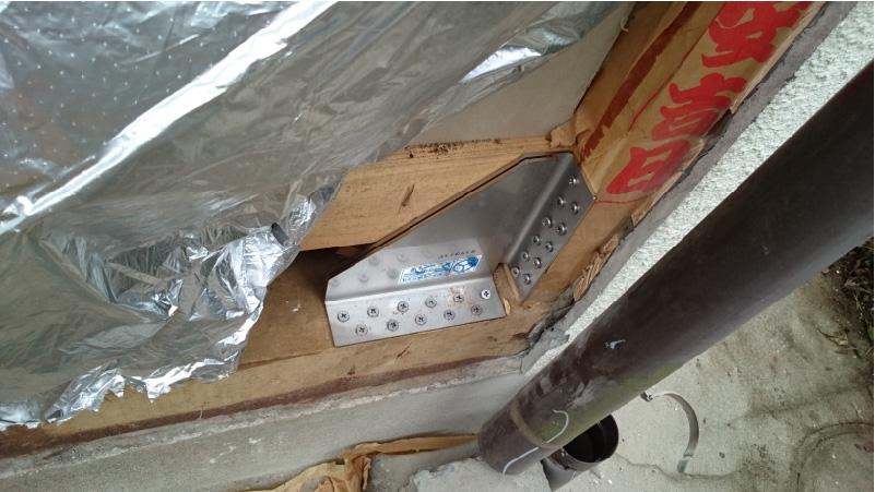 外壁の耐震補強