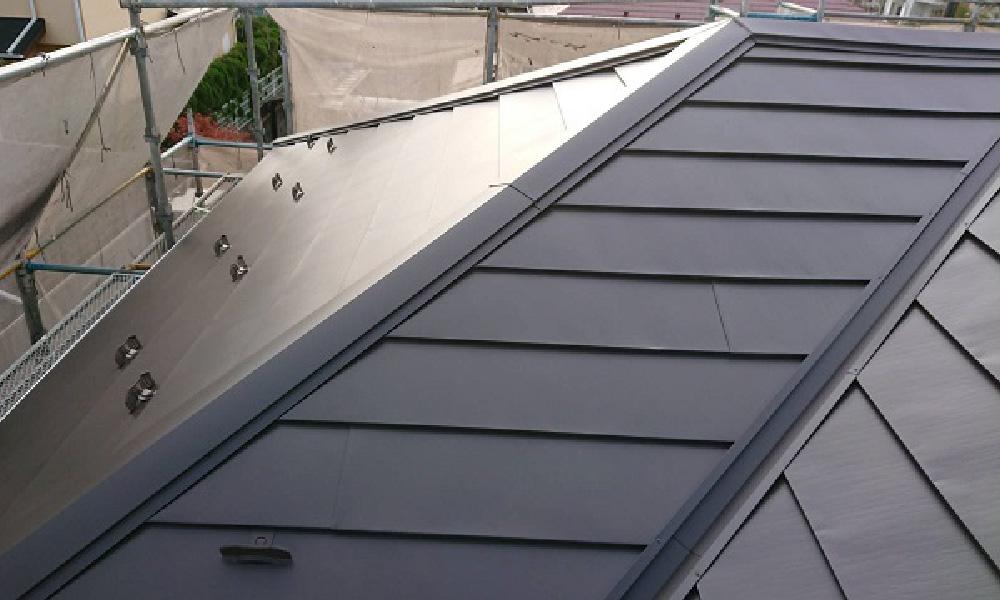 市原市の屋根カバー工法リフォーム