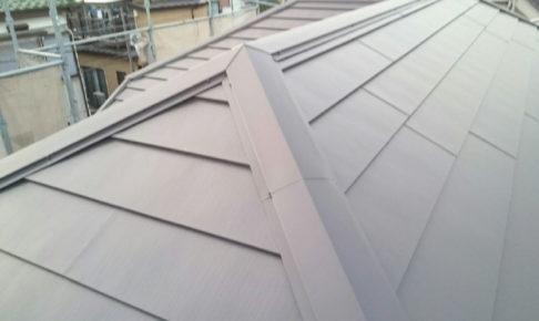 四街道市の屋根カバー工法リフォーム