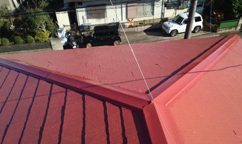 三郷市の屋根塗装・屋根板金交換工事