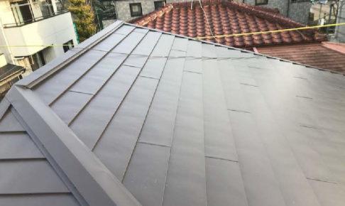 千葉市緑区の屋根カバー工法