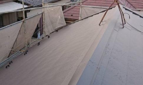 千葉県佐倉市の屋根カバー工法