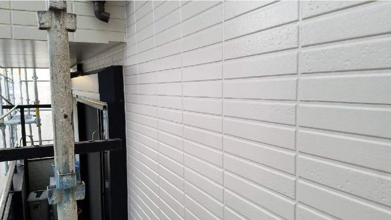 窓サッシの雨漏り修理の施工後の様子