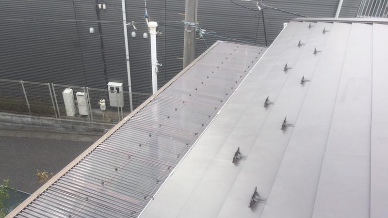埼玉県八潮市の施工後の様子