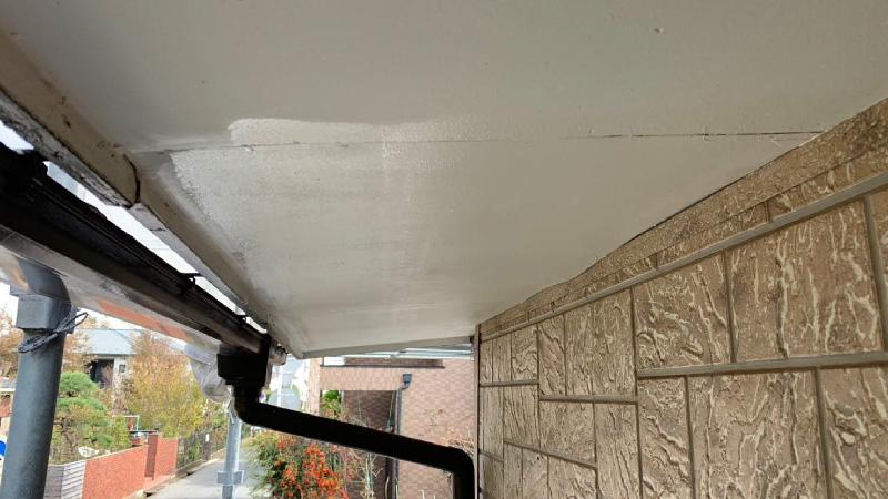 軒天の修理