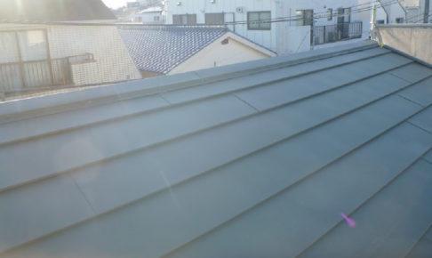 豊島区の雨漏り修理と屋根カバー工法