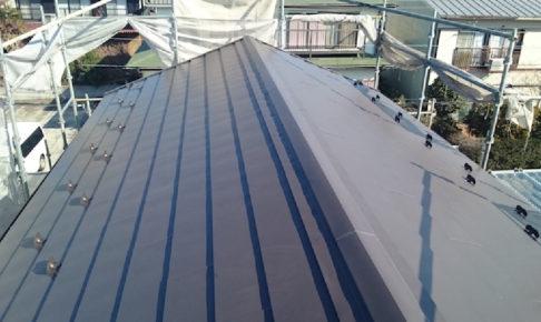 千葉県市原市の屋根葺き替え工事
