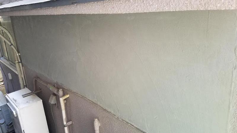 外壁のパターン出し