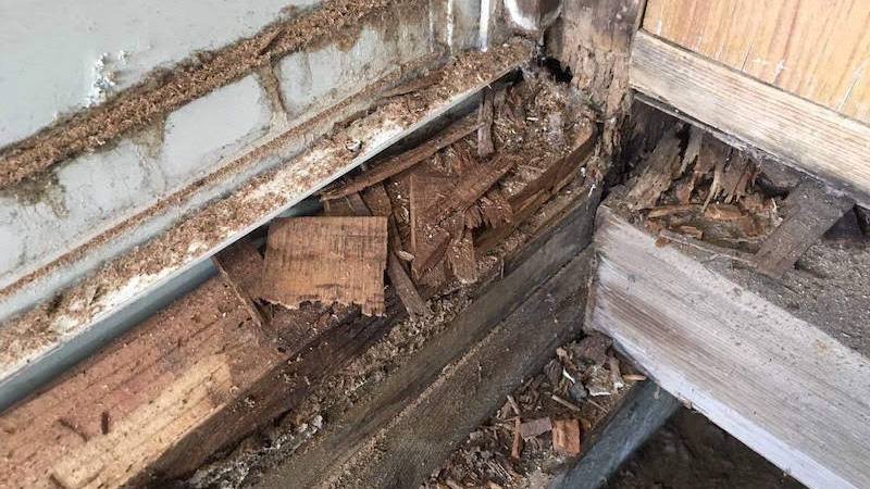 浴室の解体工事
