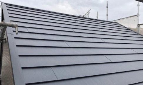 柏市の屋根カバー工法リフォーム