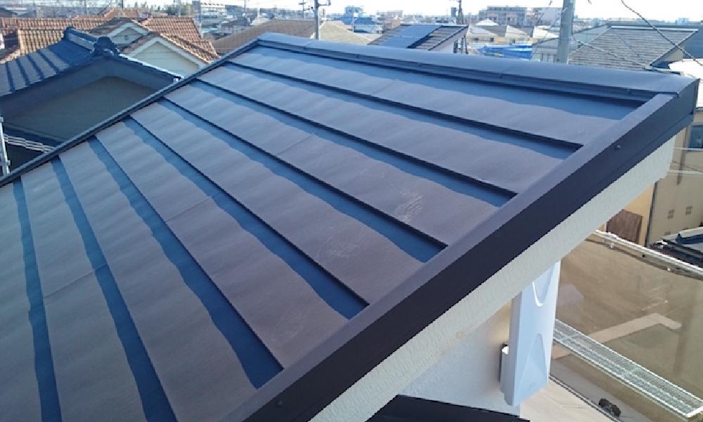 太田区の屋根カバー工法