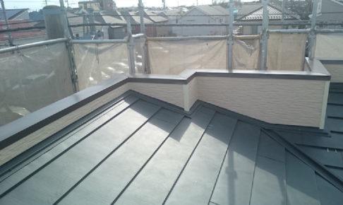 習志野市のアパートの屋根リフォーム
