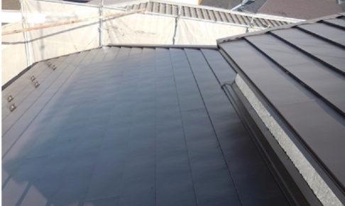 横浜市の屋根カバー工法リフォーム