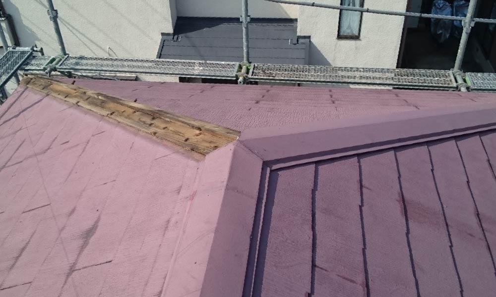 屋根板金修理