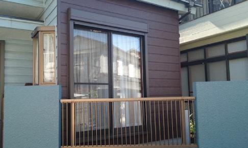 戸田市の外壁の雨漏り修理