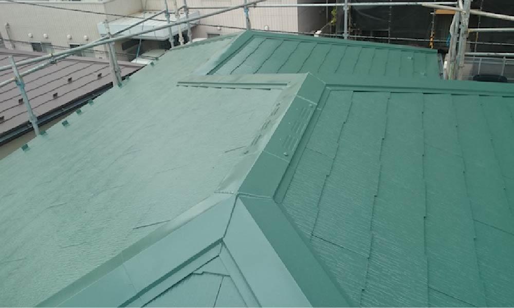 川崎市の屋根塗装