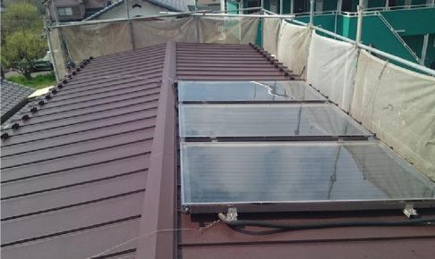 茂原市の屋根葺き替え工事