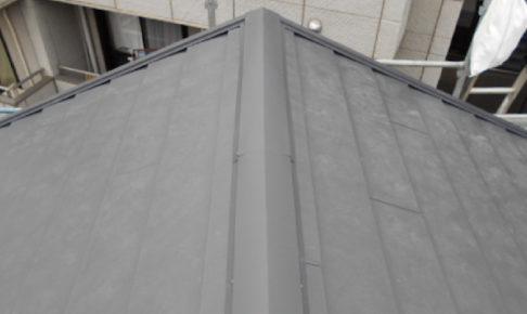 練馬区の葺き替え工事の屋根リフォーム