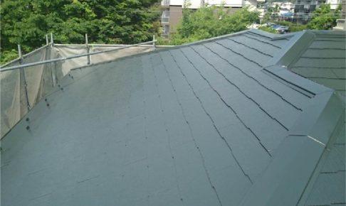 相模原市の屋根塗装工事