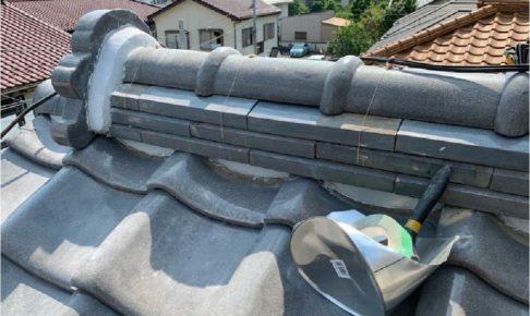 千葉市の屋根の葺き替え工事