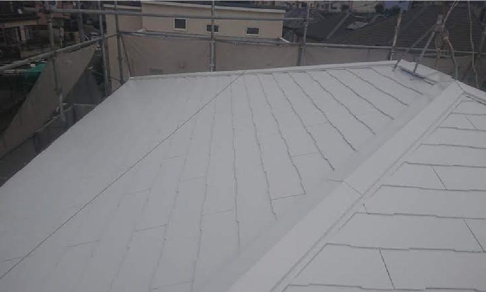 江戸川区の屋根塗装