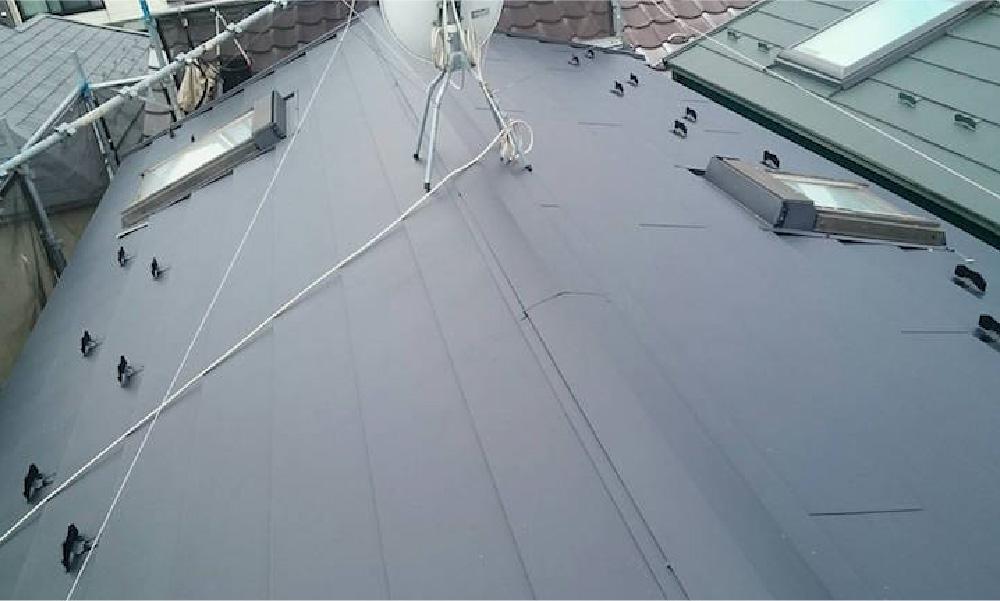 吉川市の屋根リフォーム