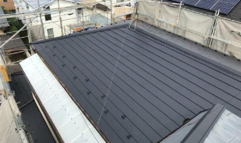 千葉県柏市の屋根カバー工法