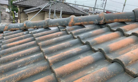 三郷市の屋根修理