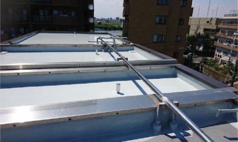 横浜市の屋上防水工事