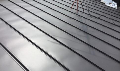 松戸市の屋根葺き替え工事