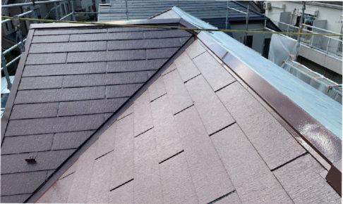 葛飾区の外塗・屋根塗装
