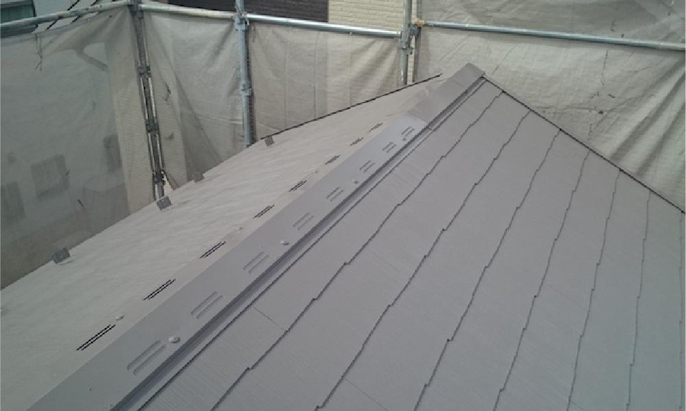 葛飾区の外壁・屋根塗装の施工事例