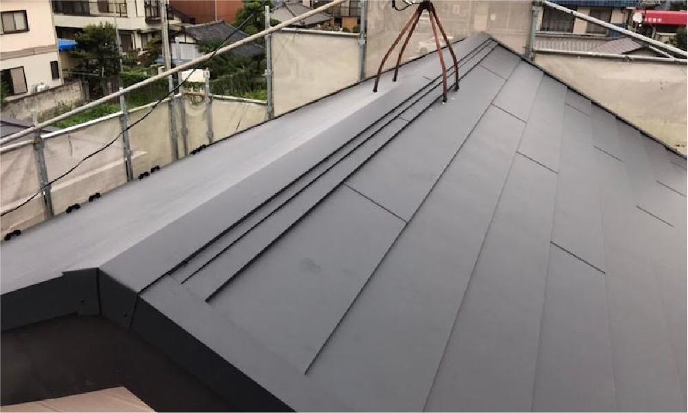 埼玉県三郷市の屋根リフォームの施工事例