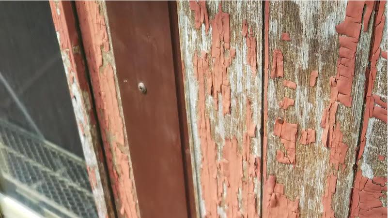松戸市の外壁の張り替え工事