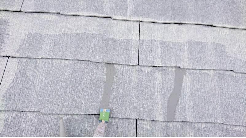 屋根塗装の下地補修