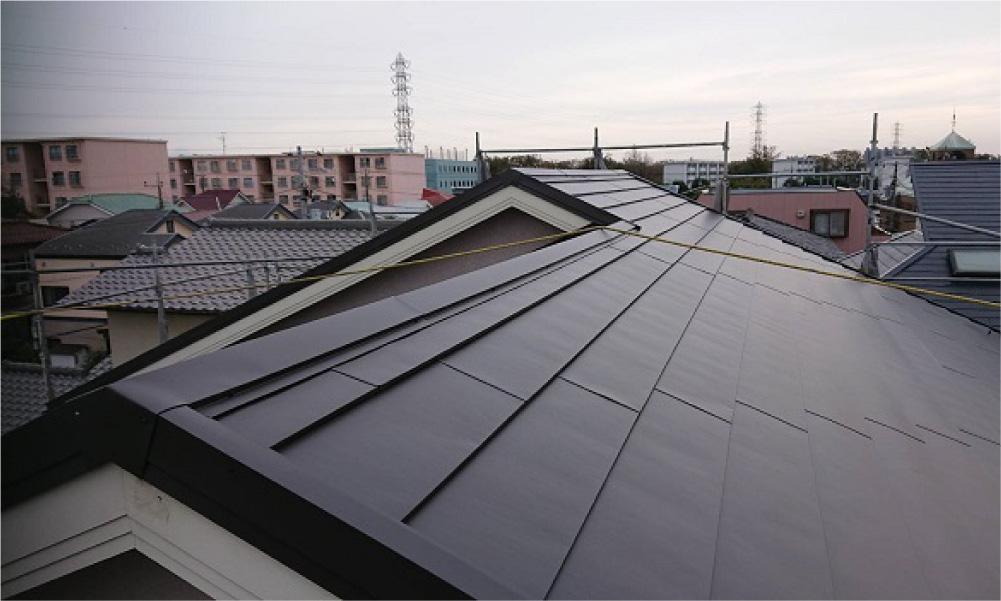稲毛区の屋根リフォーム