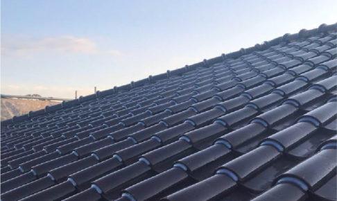 四街道市の屋根修理の施工事例