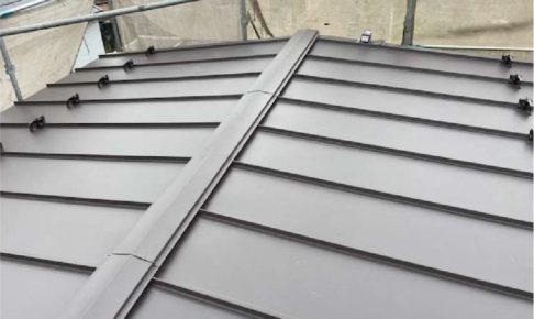 野田市の屋根葺き替え工事の施工事例
