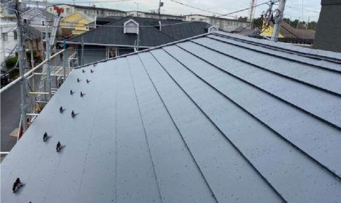 四街道市の屋根葺き替え工事の施工事例
