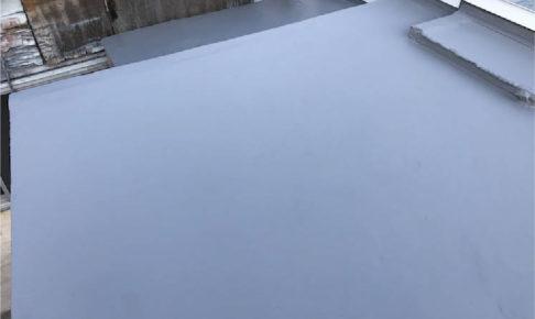 東京都大田区の屋上防水工事